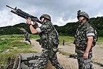 2015.9.11. 해병대 1사단-공용화기사격 11th Sep. 2015. ROK 1st Marine Division - a crew served weapon shooting (20977384793).jpg