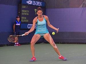 Margarita Gasparyan - 2015 US Open - qualifying