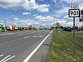 2016-08-25 15 09 56 View east along West Virginia State Route 901 (Hammonds Mill Road) between Interstate 81 and Alliance Lane in Nipetown, Berkeley County, West Virginia.jpg