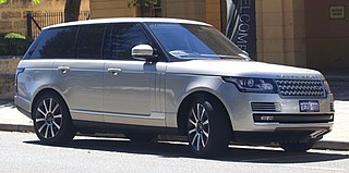 "SUVs such as the Range Rover are sometimes referred to as ""Toorak tractors"" in Australia, referencing the affluent Melbourne suburb of Toorak"