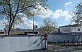 2016 Woolwich, construction site Crossrail station - 6.jpg
