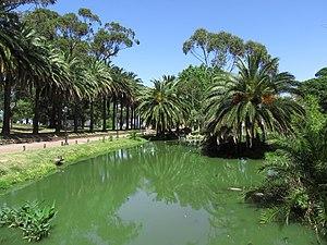 2016 lago del Parque Rodó Montevido Uruguay
