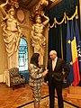 2017.10.05.Matti Maasikas ja Bulgaaria EL Nõukogu eesistumise minister Lilyana Pavlova (36860364933).jpg