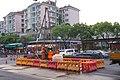 201705 Geological exploration of Jinhua-Yiwu-Dongyang Rail Transit on Liyu Road.jpg