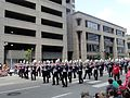 2017 500 Festival Parade - Marching bands 01.jpg