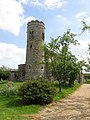 2018-05-11 West elevation, Parish church of Saint Mary, Roughton, Norfolk (2).JPG