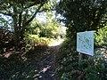 2018-09-24 Footpath across School Common, Lower Southrepps (1).JPG
