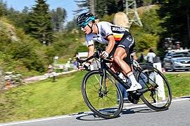 20180929 UCI Road World Championships Innsbruck Women Elite Road Race Charlotte Becker 850 7872.jpg