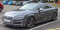 2018 Audi S5 TFSi Quattro Automatic 3.0 Front (1).jpg