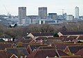 2018 Thamesmead West, view from Gallions Hill 07.jpg