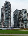 2018 Woolwich Royal Arsenal, Waterfront construction site 13.jpg