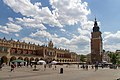 2019-07-06 Old Town Market Square in Kraków.jpg