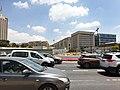 20190617 Intersection of Shderot Hanasi HaShishi and Shderot Rabin Jerusalem. June 2019.jpg