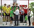 2020-01-26 47. Hallorenpokal Victory ceremony Men (Martin Rulsch) 23.jpg