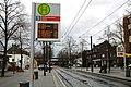 """20200202 Tram and bus stop """"Urdenbacher Allee"""" 02.jpg"""