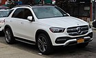 2020 Mercedes-Benz GLE 350 4Matic front 6.16.19.jpg