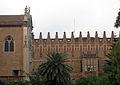 21 Col·legi de les Teresianes, façana Ronda General Mitre.jpg