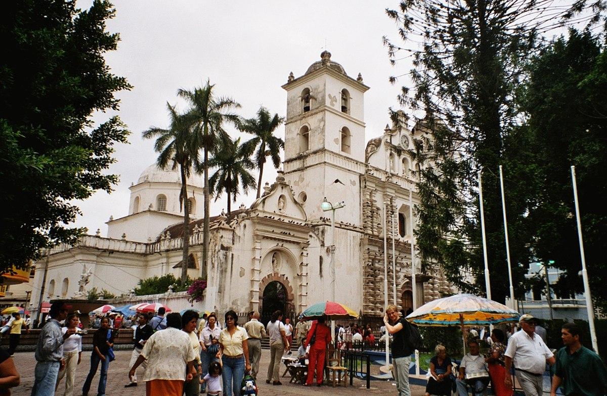 Resultado de imagen de tegucigalpa wikipedia
