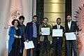 26 Abril 2017. Ministra Paula Narváez participa en premiación a la excelencia periodística organizado por la universidad Padre Hurtado. (34266964286).jpg
