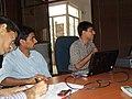 36 Bangalore Wiki Meetup4.JPG