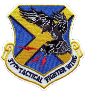 37th Tactical Fighter Wing - Emblem
