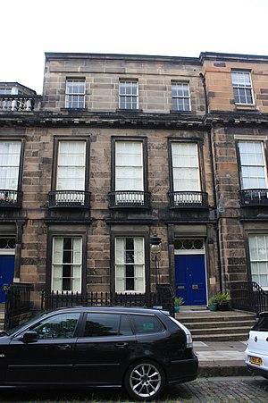 William Henry Gray - 3 Carlton Terrace, Edinburgh