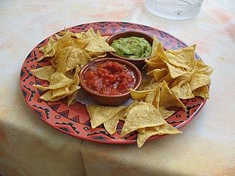 Tortilla chip - Image: 4003 Zermatt Restaurant Weisshorn