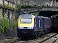 43070 Paddington to Bristol Temple Meads at Sidney Gardens Bath (14693930438).jpg