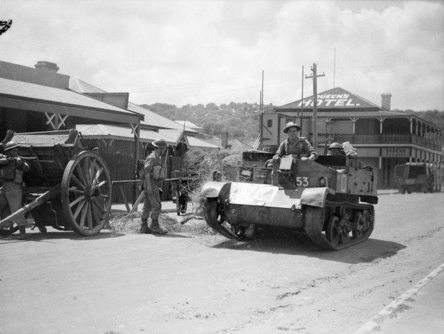 4th Division Geraldton October 1942 (AWM image 028700)