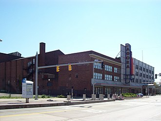 WMMS - Image: 5000 Euclid Ave. Cleveland, OH
