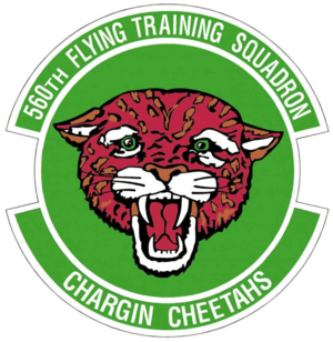 560th Flying Training Squadron - Image: 560fts