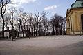 6441 Kościół i cmentarz Jelenia Góra - Cieplice. Foto Barbara Maliszewska.JPG
