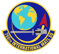 755 International Materiel Sq emblem.png