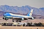 82-8000 1988 Boeing VC-25A (747-2G4B) C-N 23824 (6858562990).jpg