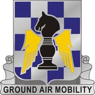 82nd Aviation Regiment (United States) - Image: 82Avn Regt DUI