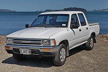 Toyota Hilux Wikipedia La Enciclopedia Libre