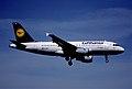 94ah - Lufthansa Airbus A319-114; D-AILP@ZRH;16.05.2000 (5197620327).jpg