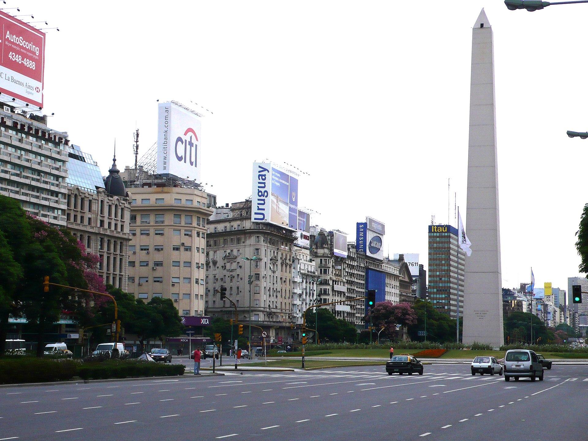 Plaza de la rep blica buenos aires wikipedia for Gimnasio 9 de julio