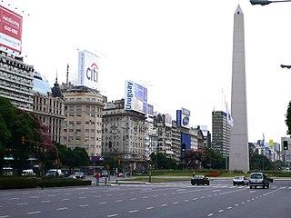 Plaza de la República (Buenos Aires) public square in Buenos Aires, Argentina