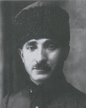 Ali İhsan Sâbis - Ali Ihsan Bey