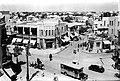 ALLENBY, SHENKIN AND KING GEORGE STREETS CROSSING IN TEL AVIV. צומת הרחובות שנקין, אלנבי וקינג ג'ורג' בתל אביב.D403-189.jpg