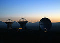 ALMA Antennas at Sunset.jpg