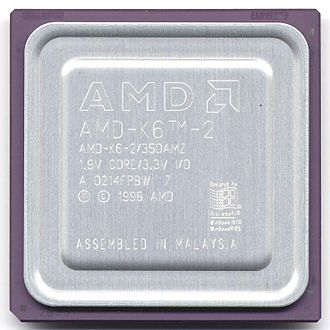 AMD K6-2 - AMD K6-2 Microprocessor