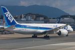 ANA Boeing 787-8 JA817A at Fukuoka Airport.jpg