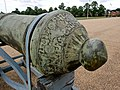 A Cannon to the North of the Royal Military Academy, Woolwich (III).jpg