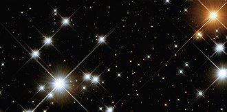 Kappa Crucis (star) - Image: A Hubble gem the Jewel Box