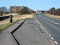 A bend on the A68 - geograph.org.uk - 357639.jpg