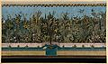 A border of trees, palms and herbaceous plants from a Roman Wellcome V0044515.jpg