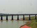 A bridge on godavari, at basara.JPG