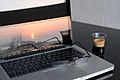 A coffee in the morning (or working late) (4986981703).jpg
